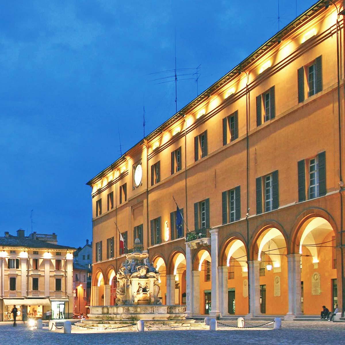 LionsClubCesena_audioguida_piazza_del_popolo